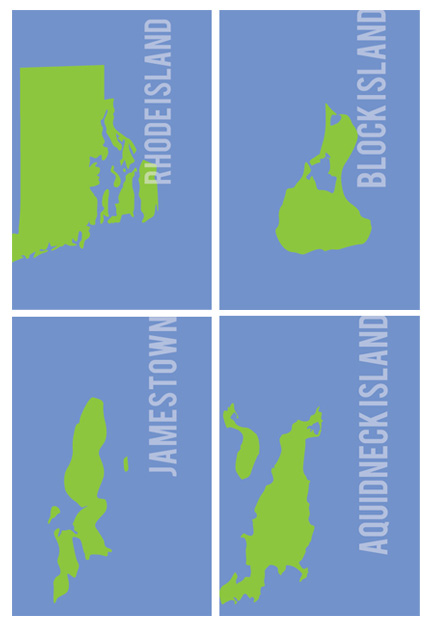Free Rhode Island Maps Wallpaper